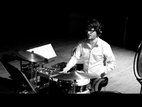 "Evan Chapman - ""Mobile"" by Glenn Kotche (Multiple Percussion with Tape) *HD*"