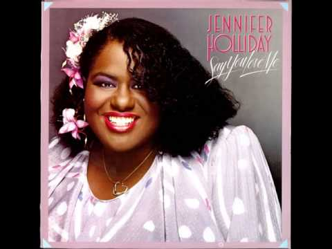 Jennifer Holliday - You're the  one (HQ)