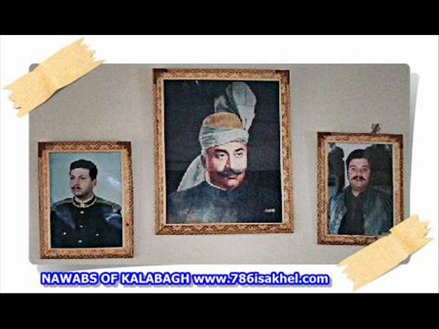Malik Ameer Muhammad Khan(Nawab of Kala Bagh)speech on Pak&India situation on16-11-1965.wmv