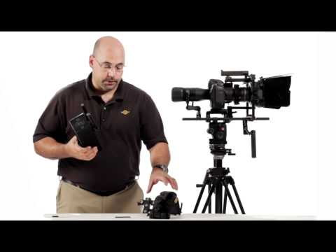 HD DSLR Shoulder Mount and Counterbalance