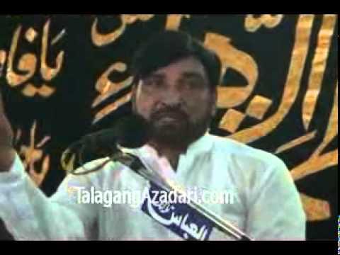 Allama Nasir Talhara (10th Ramzan 1436/2015 Talagang)