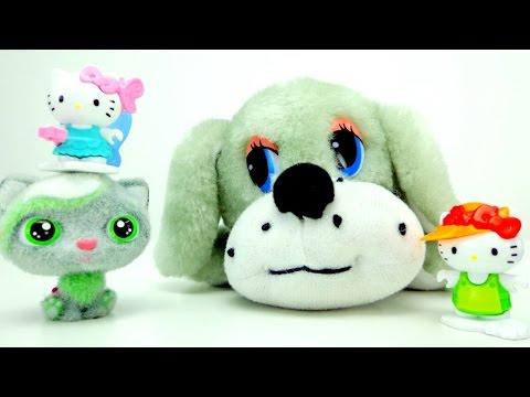 Видео для детей - Игрушки Хелло Китти