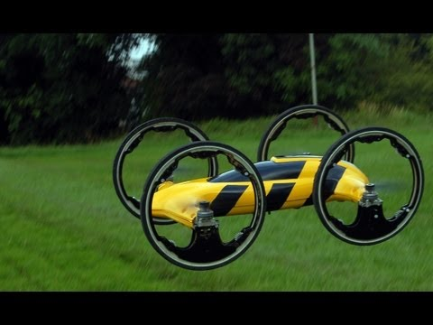 """B Go Beyond"" the flying car, new technology 2013"