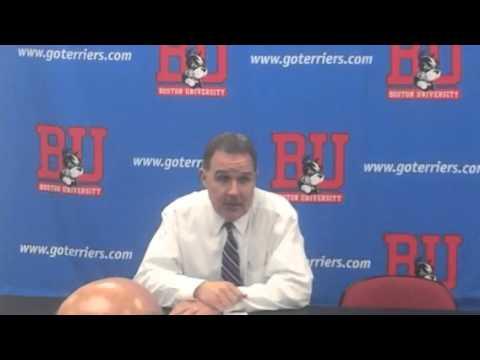 Northeastern Men's Ice Hockey | Post-game Press Conference: Nov. 6, 2015