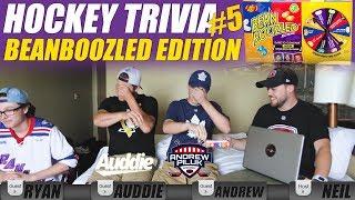 Hockey Trivia #5 (ft Andrew Piluk, Auddie, Ryan)