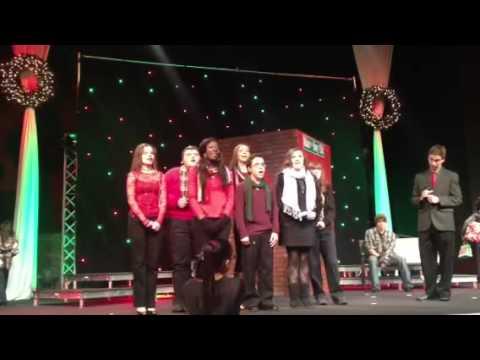First Christian Academy Christmas Arts 2012