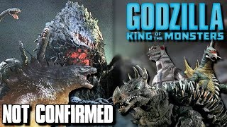 These Toho Kaiju Are *NOT* Confirmed - Godzilla: King Of The Monsters