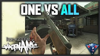 ONE VS ALL | Rising Storm 2: Vietnam Gameplay