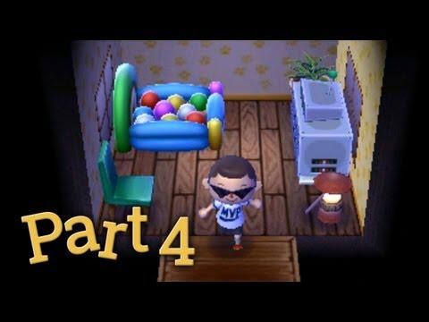 Let's Play Animal Crossing: New Leaf Part 4 - Gebrauchte Spiele auf Next-Gen Konsolen!