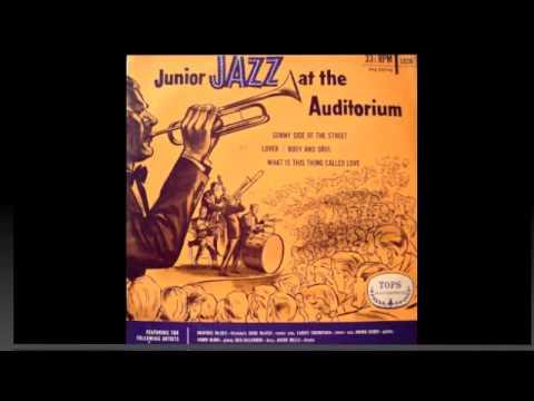 Junior Jazz at the Auditorium. Howard McGee.