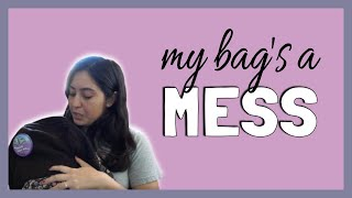 What's in my teacher bag? | High School Teacher Vlog Ep. 11
