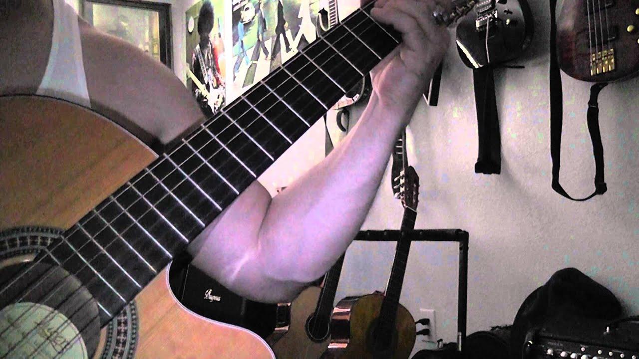 Contra Viento Y Marea Guitar Cover- De Los Bukis - YouTube