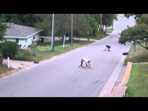 Longboarding - Next Level Maneuvers (Carver MN)
