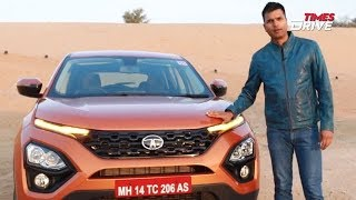 Tata Harrier - Full Review by Kranti Sambhav
