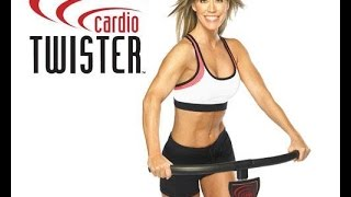 Cardio Twister Advanced workout part 1