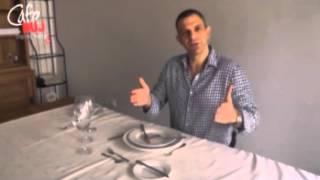 Yemekte kullanım sırası nasıl olmalı?