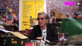WOW* TV : Paul Smith interview on the expo