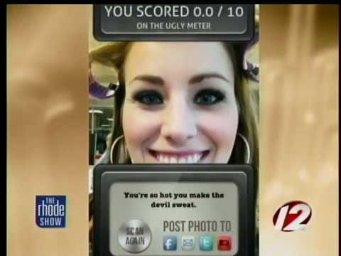 "The Buzz: ""Ugly Meter"" App"