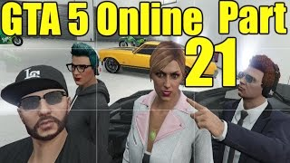 The FGN Crew Plays: GTA 5 Online #21 - Crazy Windmill Challenge (PC)