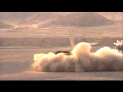 Iran test fires new Fateh-110 missile (HQ) 25-8-2010