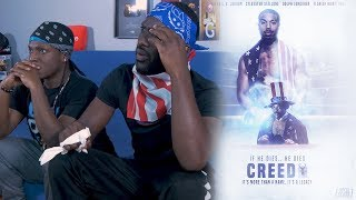 CREED II Official Trailer Reaction