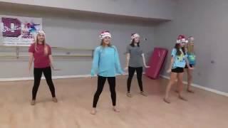 """Jessica Simpson """"let it snow"""" dance cover"""