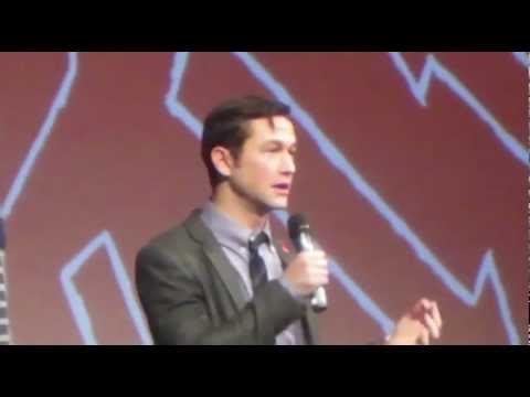 Don Jon's Addiction  Sundance - Q & A Joseph Gordon-Levitt
