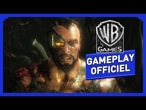 [MULTI] Mortal Kombat X : Gameplay Trailer - Kano (Variations de personnage)
