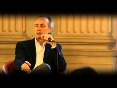 Travaglio difende la puntata di ServizioPubblico con Berlusconi (Circolo dei lettori 20Gen2013)