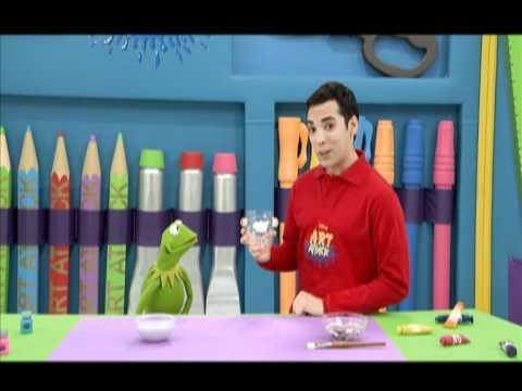 Art Attack: Creando un Portalápiz con Kermit