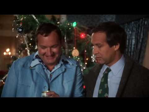 National Lampoon Christmas Vacation Fried Cat Scene Youtube