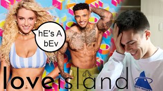 watching back love island intro VTs now the series is over