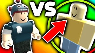 DanTDM VS. JOHN DOE!! | Roblox