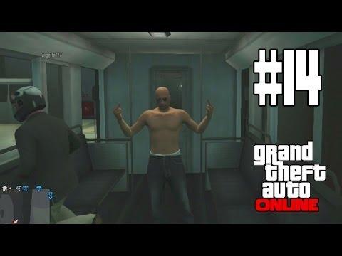 GTA V ONLINE: