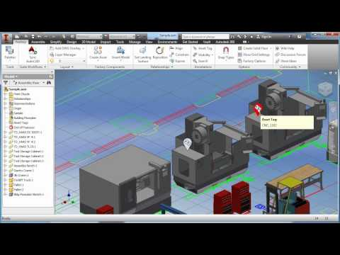 Factory Design Suite 2014 - Asset Tags Descriptors