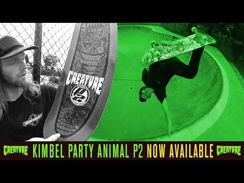 Willis Kimbel - P2 - Party Animal Deck