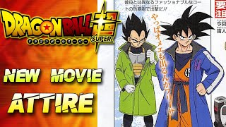 *NEW* Vegeta & Goku New Winter Jackets - Dragon Ball Super Movie (2018)