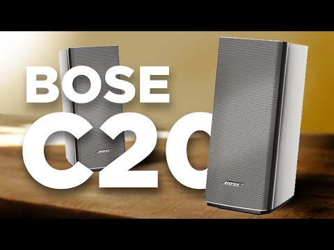 Bose Companion 20 Speaker Review