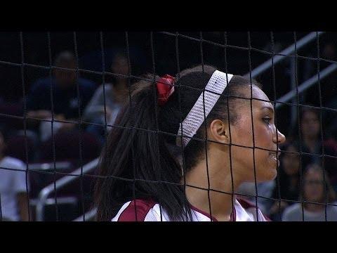 W. Volleyball vs Arizona - Post-Game Interview