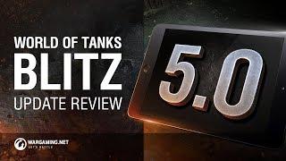 WoT Blitz. Update 5.0 Review