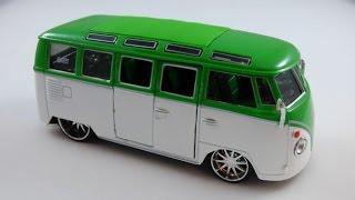 Maisto- VW Van Samba Review