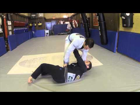Knee on Belly Escape - Richmond BJJ Academy - August 2014 Technique of the Month Image 1
