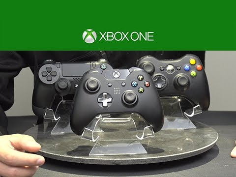 XBOX ONE Controller - First Impressions + Review & PC Compatibility Test (360 & PS4 Comparison)
