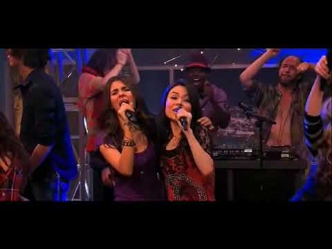 Miranda Cosgrove & Victoria Justice - Leave It All to Shine (Official Music Video)