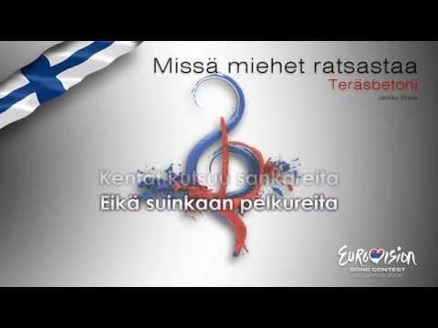 Terasbetoni - Missa Miehet Ratsastaa