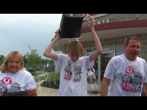 CJ Pony Parts ALS Ice Bucket Challenge