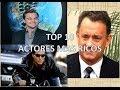 TOP 10: Los actores más ricos del mundo
