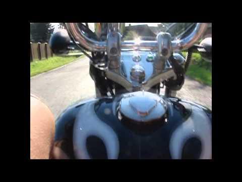 Nowy silnik 110cm3 - Kinroad. Kingway. Łoś. Chopper (Jazda. Prezentacja. Fotki)