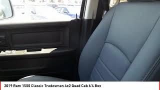 2019 Ram 1500 Classic Midland TX KS628399