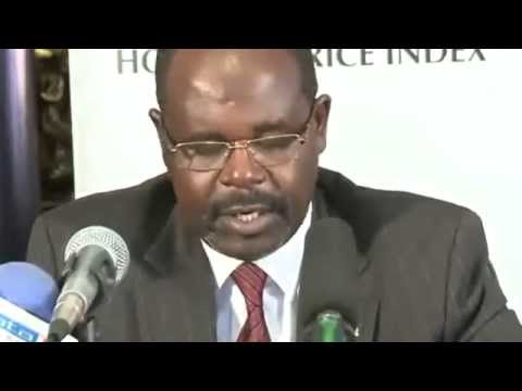 The Kenya Bankers Association releases its Housing Price Index findings